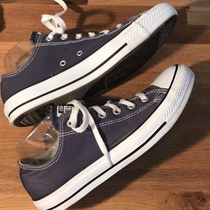 Converse Shoes - Converse All Star Navy  Sneakers Men's Size 7